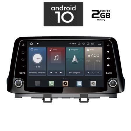 OΘΟΝΗ Multimedia OEM AN x458 GPS HYUNDAI KONA 2017>