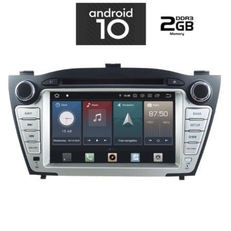 OΘΟΝΗ Multimedia OEM AN X549 GPS HYUNDAI IX35 2010-2015