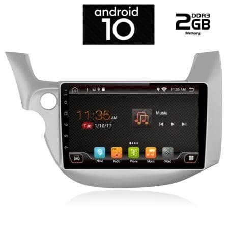 OΘΟΝΗ Multimedia OEM AN X6371_GPS 10inc HONDA JAZZ 2008-2012