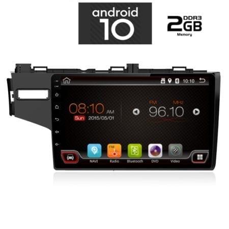 OΘΟΝΗ Multimedia OEM AN X6372_GPS (10inc) HONDA JAZZ mod.2013>