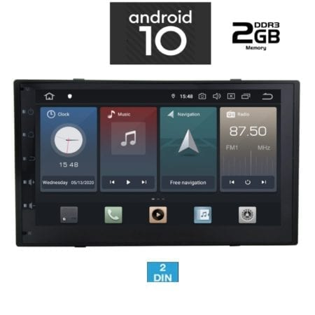 OΘΟΝΗ Multimedia OEM AN X569_GPS JEEP KIA DECK 2002 2007