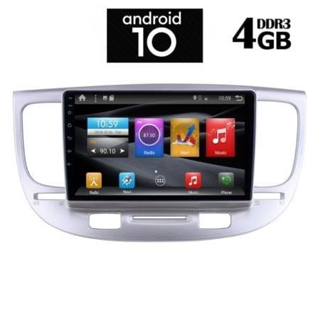 OΘΟΝΗ Multimedia OEM AN X1423 GPS 9 INC KIA RIO 2005-2011