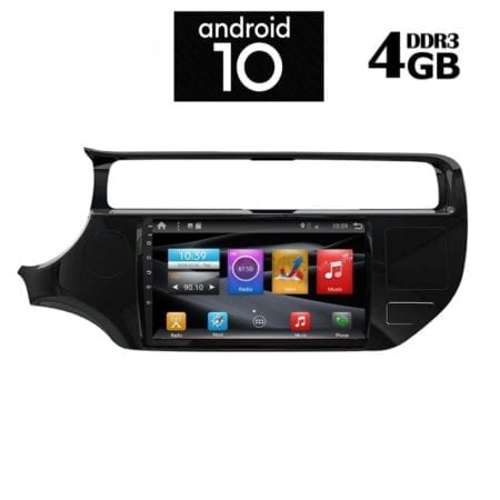 OΘΟΝΗ Multimedia OEM AN X1425 GPS 9 INC KIA RIO 2012-2015