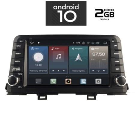 OΘΟΝΗ Multimedia OEM AN X467 GPS KIA PICANTO 2017>