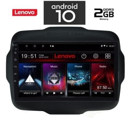 OΘΟΝΗ Multimedia OEM AN X6806 GPS 9 INC JEEP RENEGADE  mod. 2014>