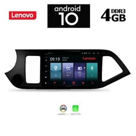 OΘΟΝΗ Multimedia OEM LENOVO SSX9820 GPS 9 INC KIA PICANTO 2011
