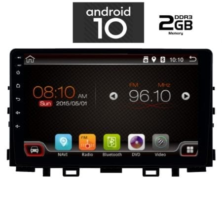 OΘΟΝΗ Multimedia OEM AN X6625 GPS 9 INC KIA RIO MOD 2018>