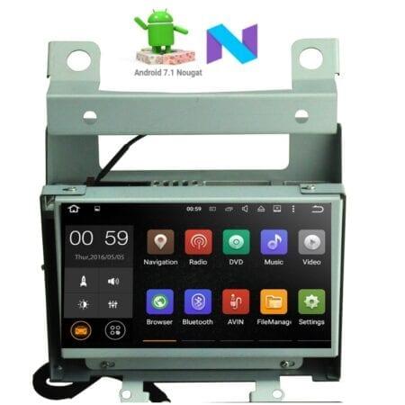 OΘΟΝΗ Multimedia OEM AN X7596 GPS LAND ROVER FREELANDER 2