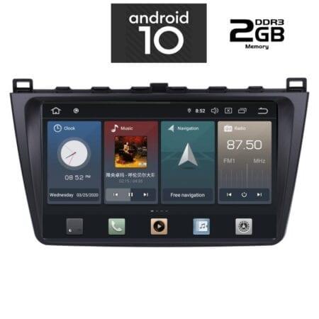 OΘΟΝΗ Multimedia OEM AN X1137 GPS 9 INC MAZDA 6 2008>