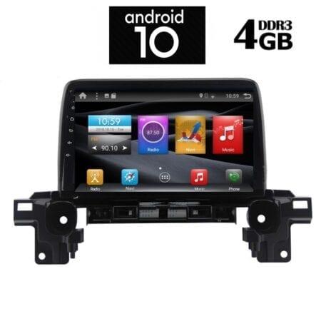 OΘΟΝΗ Multimedia OEM AN X1638 GPS 9 INC MAZDA CX5 2017>