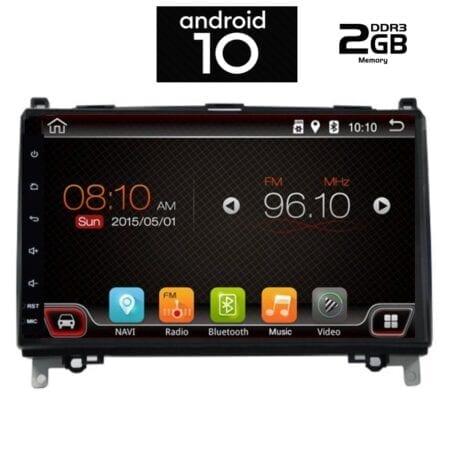OΘΟΝΗ Multimedia OEM AN X6440 GPS 9 INC MERCEDES SPRINTER VITO