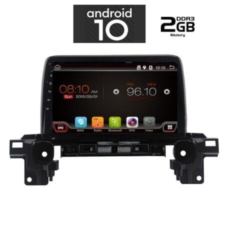 OΘΟΝΗ Multimedia OEM AN X6638 GPS 9 INC MAZDA CX5 2017>