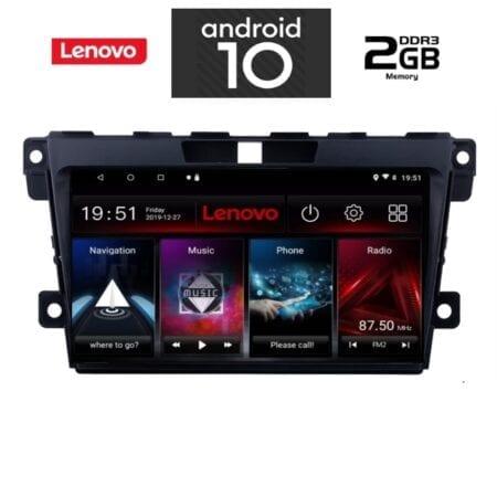 OΘΟΝΗ Multimedia OEM AN X6839 GPS 9 INC MAZDA CX7 2006-2012