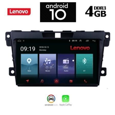 OΘΟΝΗ Multimedia LENOVO SSX9839 GPS 9 INC MAZDA CX7 2006-2012